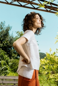 pantalone Kyoto - camicia Unapiega