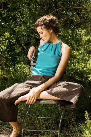 top Gaia - pantalone Kyoto