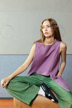 Gilet Easy | Pantalone Trifoglio