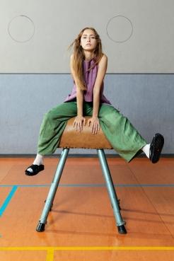 Gilet Easy   Pantalone Trifoglio